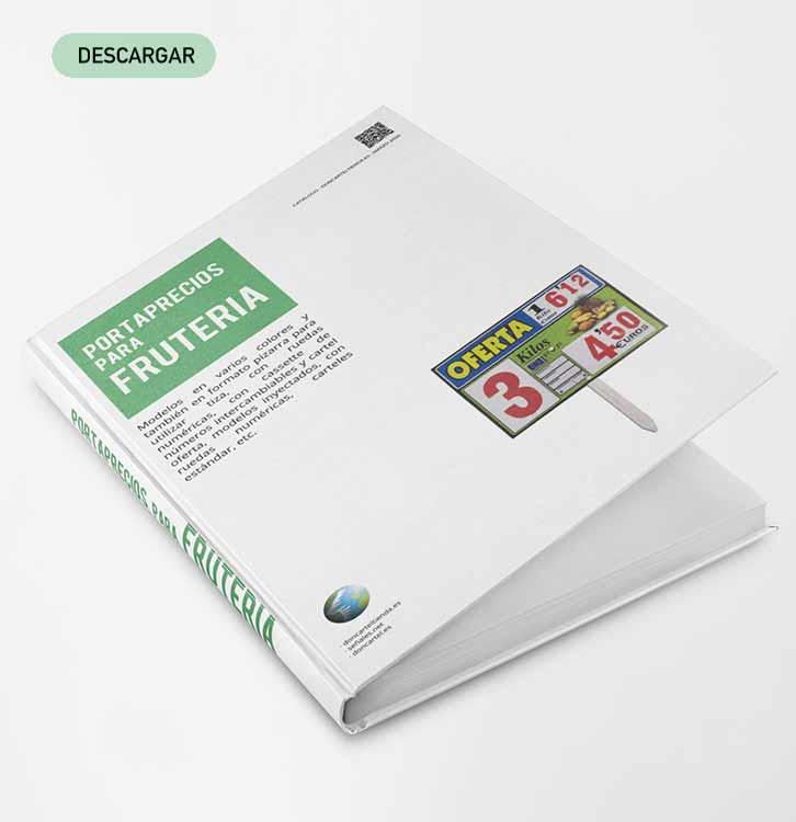 Descargar catálogo porta precios frutería 2020