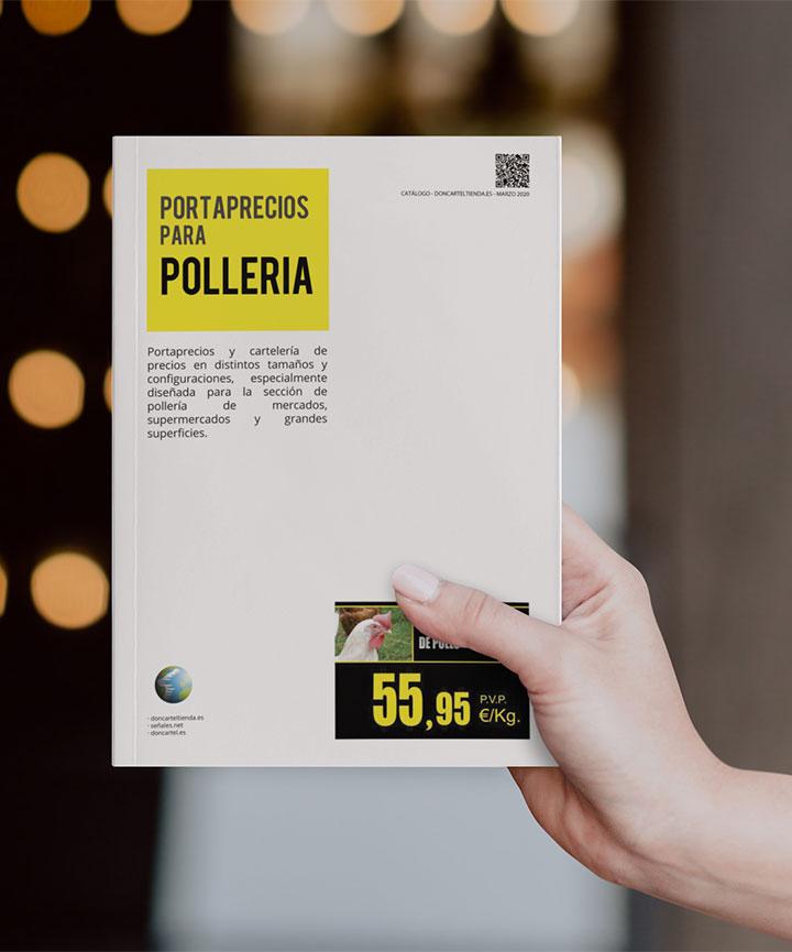 Pollería catálogo portaprecios 2020