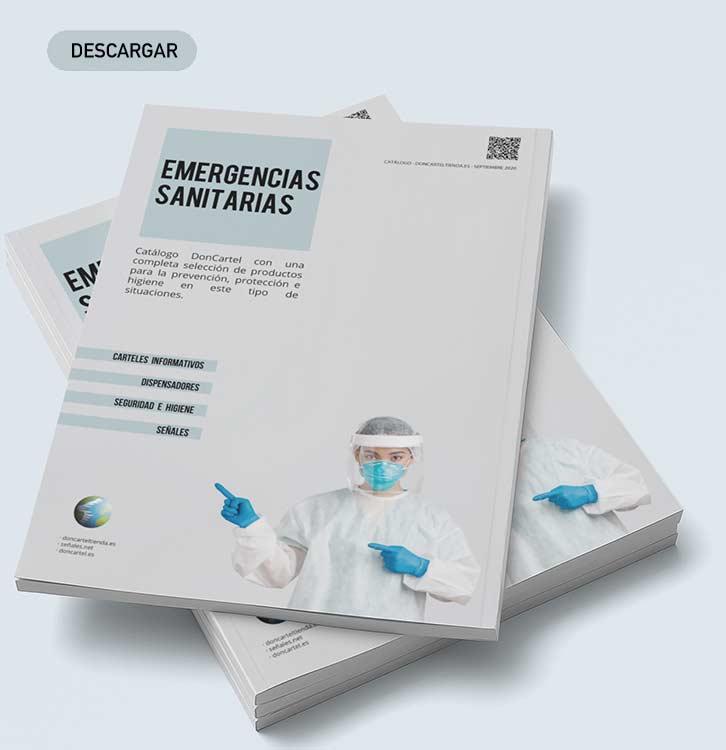 Descarga el catálogo de emergencias sanitarias