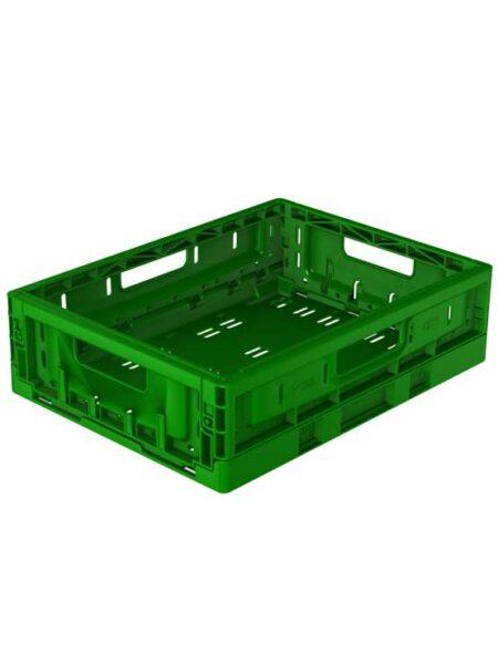 Cajas plegables de plástico