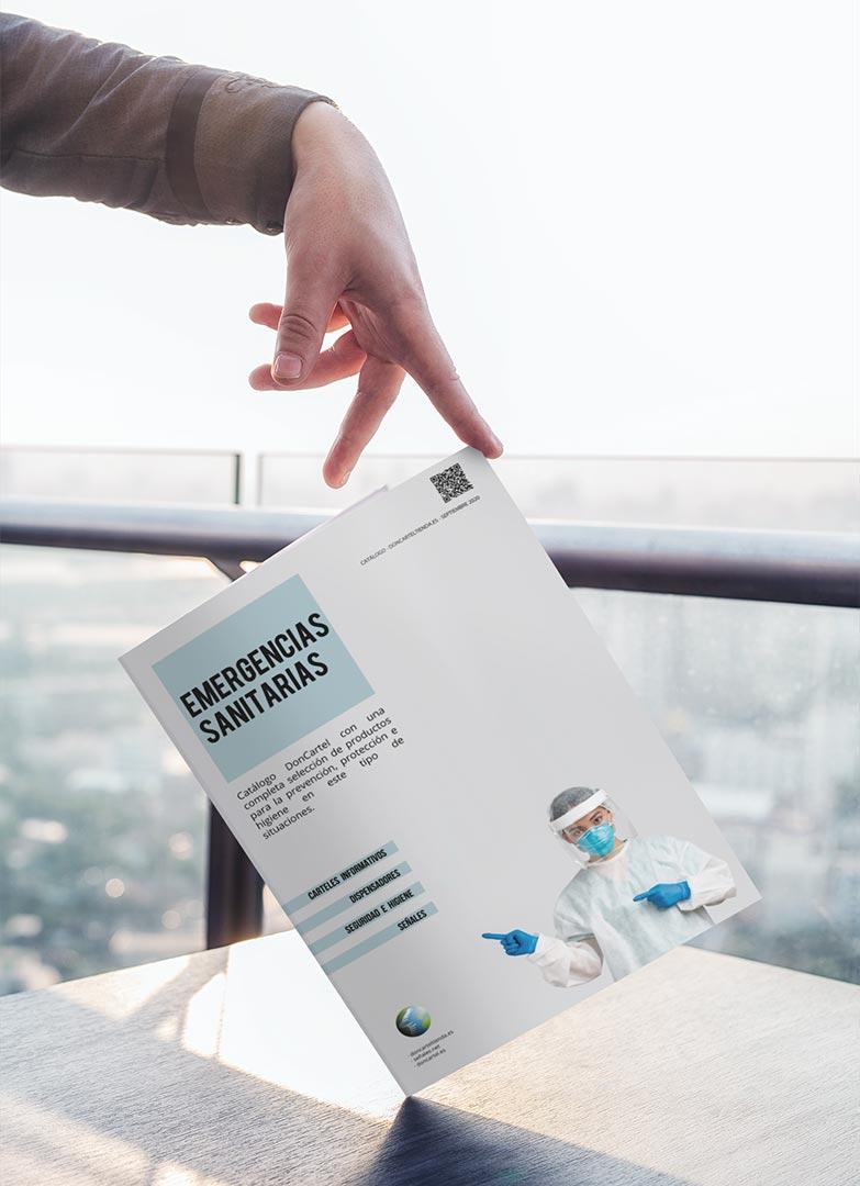 Emergencias sanitarias catálogo de productos 2020