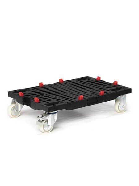Plataforma con ruedas